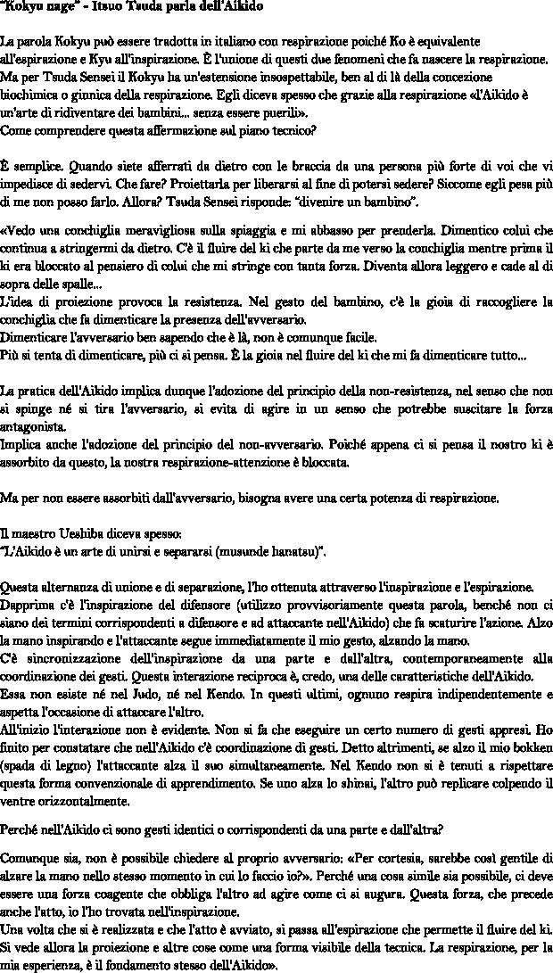 Aikido milano for Negozio con alloggi al piano di sopra